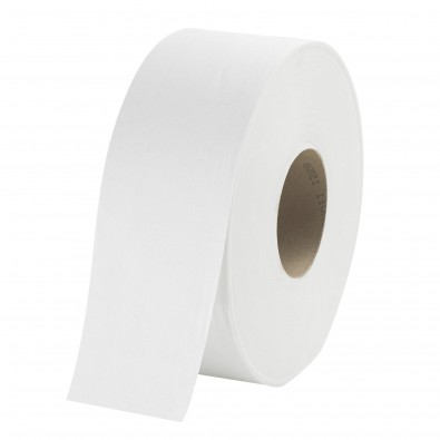 "Exclusive 1-Ply Jumbo Bath Tissue 7"" Diameter - SKU 107"