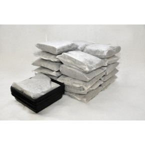 Oil-Only Sorbent Pillow Pan Kit - SKU M-111