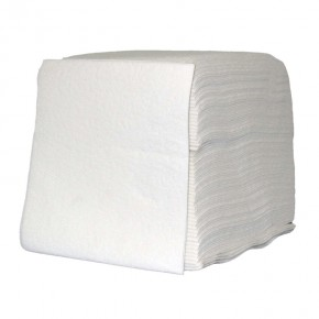 1/4 Fold Airlaid Wipe - SKU 61000