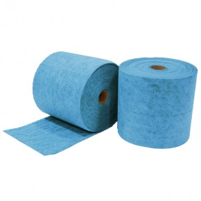 Premium Oil-Only Sorbent Roll High Capacity - SKU M-91
