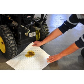 Standard Oil-Only Sorbent Pad High Capacity - SKU Z-75