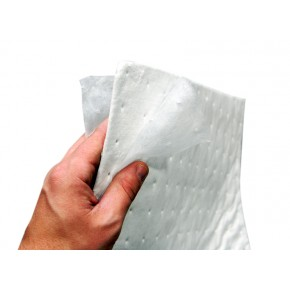 Premium Oil-Only Sorbent Pad Standard Capacity - SKU ZS-72
