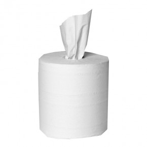 2-Ply Center-Pull Coreless Roll Towel - SKU 25525