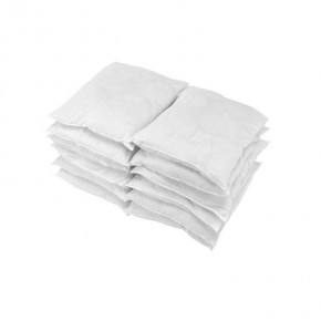 Universal Sorbent Pillow 10in x 10in - SKU G-61