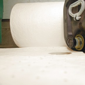 Recycled Oil-Only Sorbent Roll High Capacity - SKU OSR-90