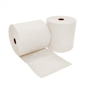 Recycled Oil-Only Sorbent Roll High Capacity - SKU OSR-91