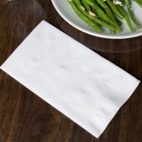 1/8 Fold Value Dinner Napkin - SKU 41913