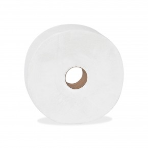 "Exclusive 1-Ply Jumbo Bath Tissue 5"" Diameter - SKU 105"