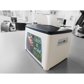 NEW Table Top Interfold Napkin Dispenser - SKU 45950WG
