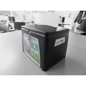 NEW Table Top Interfold Napkin Dispenser - SKU 45950BB
