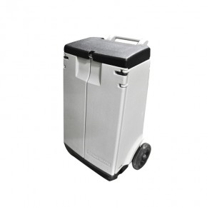 Hazmat Spill Kit Mobile Cart - SKU 2500K2