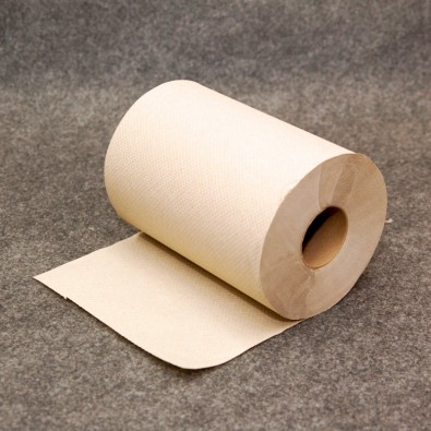 Natural Hardwound Roll Towel 350ft - SKU 30200