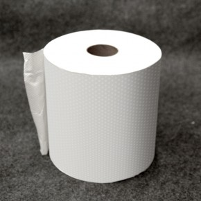 White Hardwound Roll Towel 800ft - SKU 30300