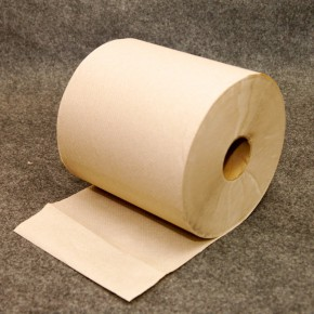 Natural Hardwound Roll Towel 350ft - SKU 30310