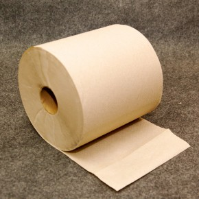 Natural Hardwound Roll Towel 800ft - SKU 30400