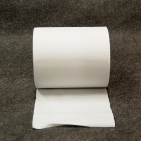 White Hardwound Roll Towel 600ft - SKU 30500