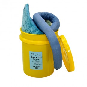 Oil-Only Spill Kit Bucket - SKU 305304