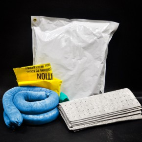 Oil-Only Spill Kit Sealed bag - SKU 311101