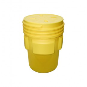 Oil-Only Spill Kit Overpack Drum - SKU 350095