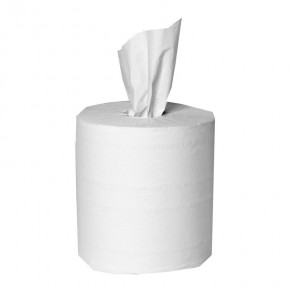 1-Ply Center-Pull Roll Towel - SKU 391