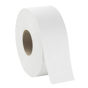 "Exclusive 1-Ply Jumbo Bath Tissue 9"" Diameter - SKU 108"