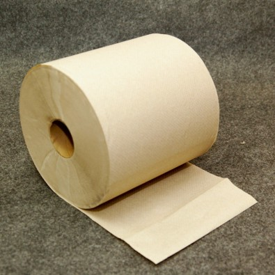 Natural Exclusive Hard Wound Roll Towel - SKU 40800