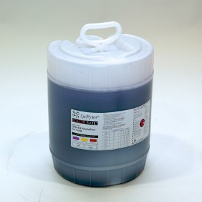3-Color Change Liquid Neutralizer for Acid Spills - SKU 410020