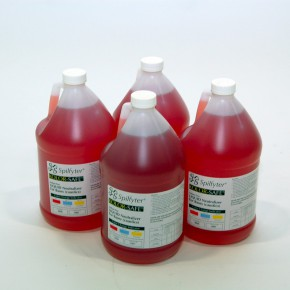 3-Color Change Liquid Neutralizer for Base Spills - SKU 430004