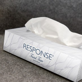 Box Facial Tissue - SKU 13000