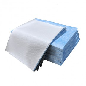 Universal Tissue-based Soaker Pad 20in x 16in - SKU 47031-018