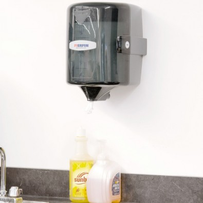 Dispenser for Center-Pull Towels - SKU 51003