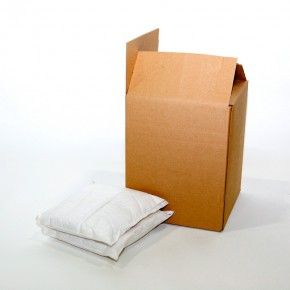 Cellulose-Based Sorbent Pillow 10in x 10in - SKU 150032