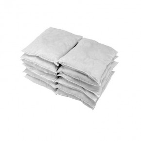 Cellulose-Based Sorbent Pillow 12in x 12in - SKU 150120